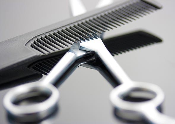 peigne ciseaux instant coiffure