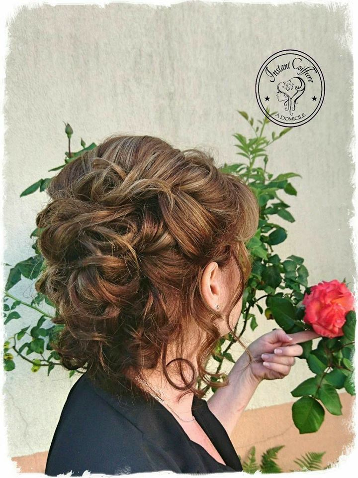 Invitée Instant Coiffure