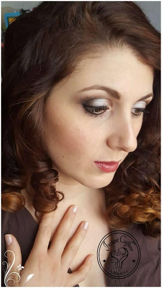 Emilie Maquillage Instant Coiffure