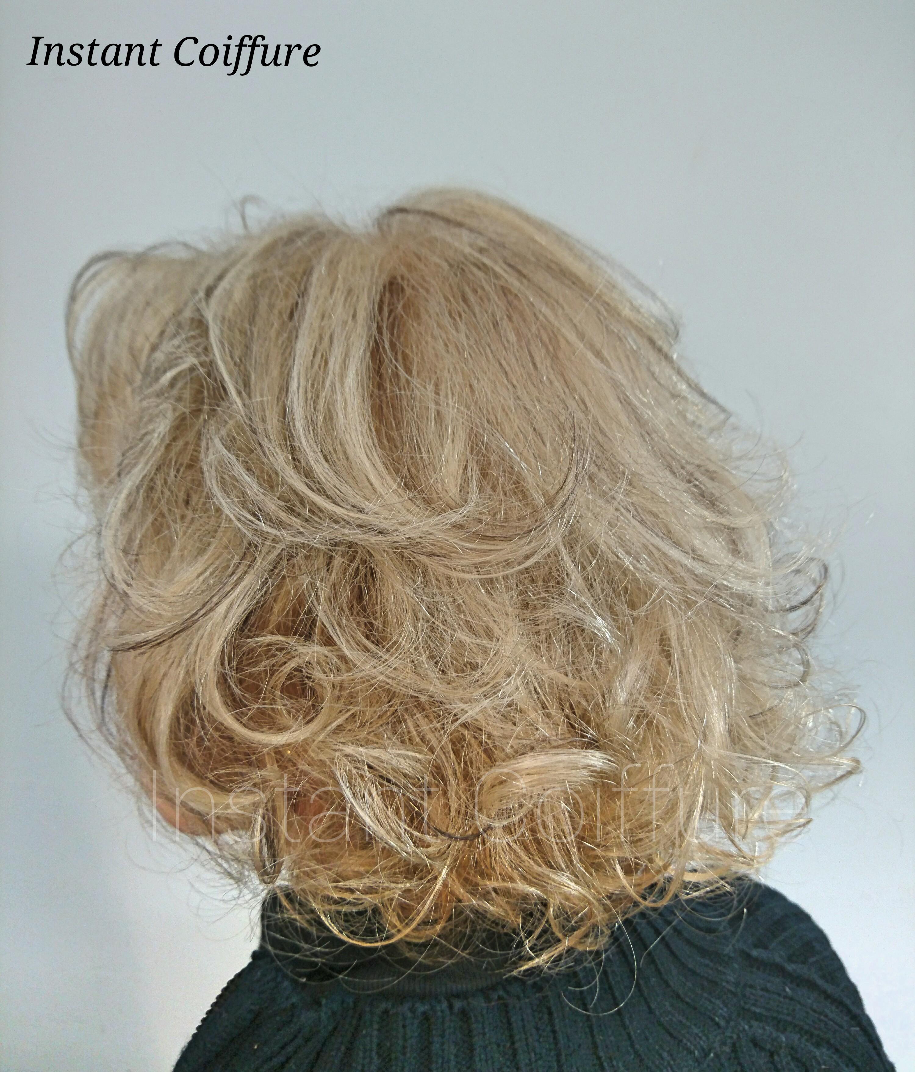 blond ange sylvie instant coiffure