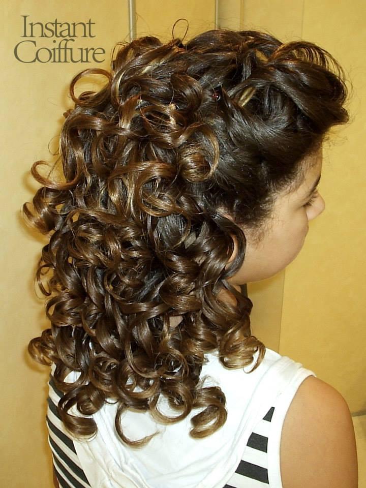 Maitrise du Cheveux Frisés Instant Coiffure