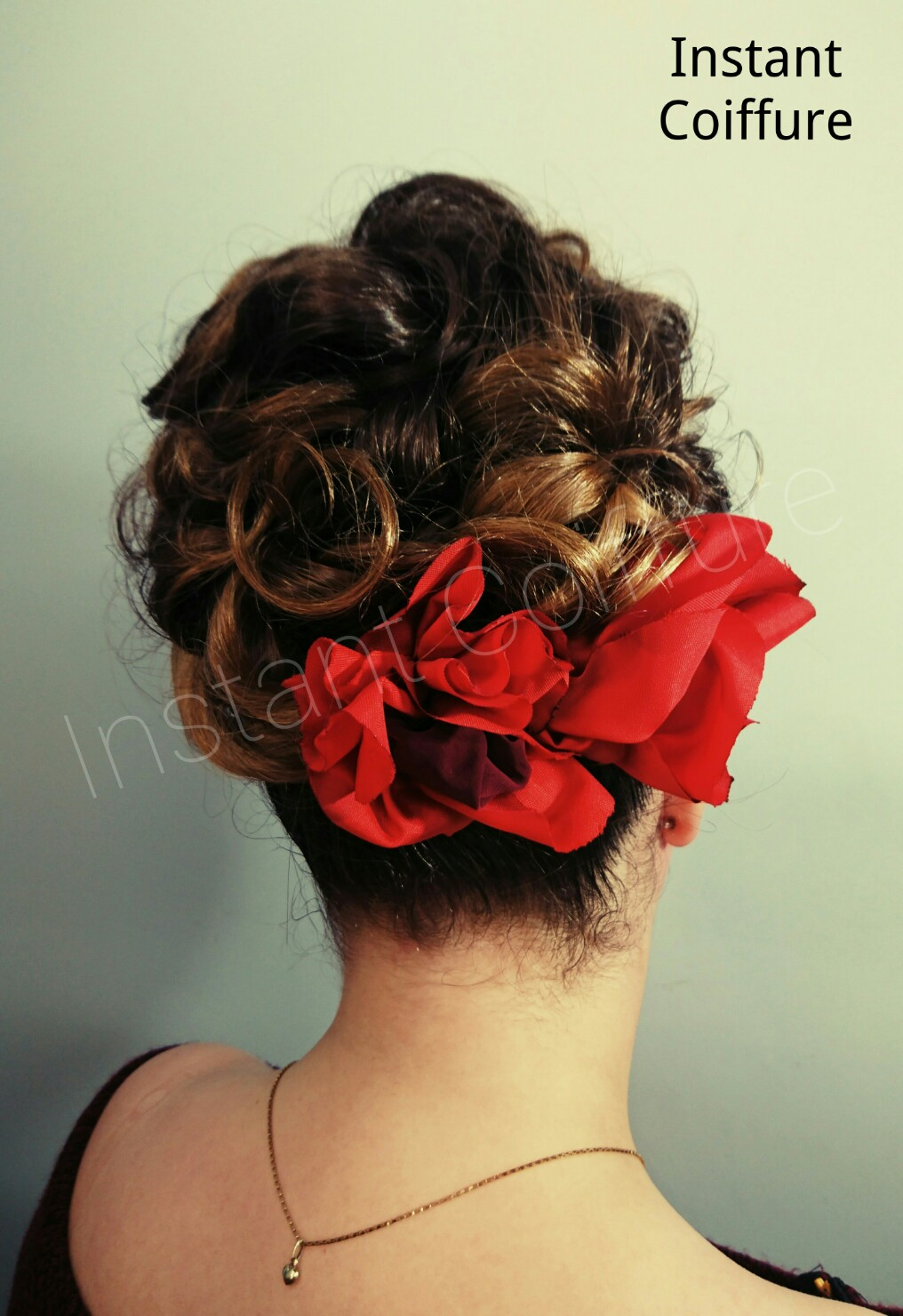Un air de flamenco Instant Coiffure