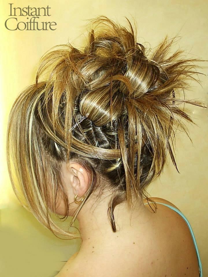 Coiffure Twist Instant coiffure