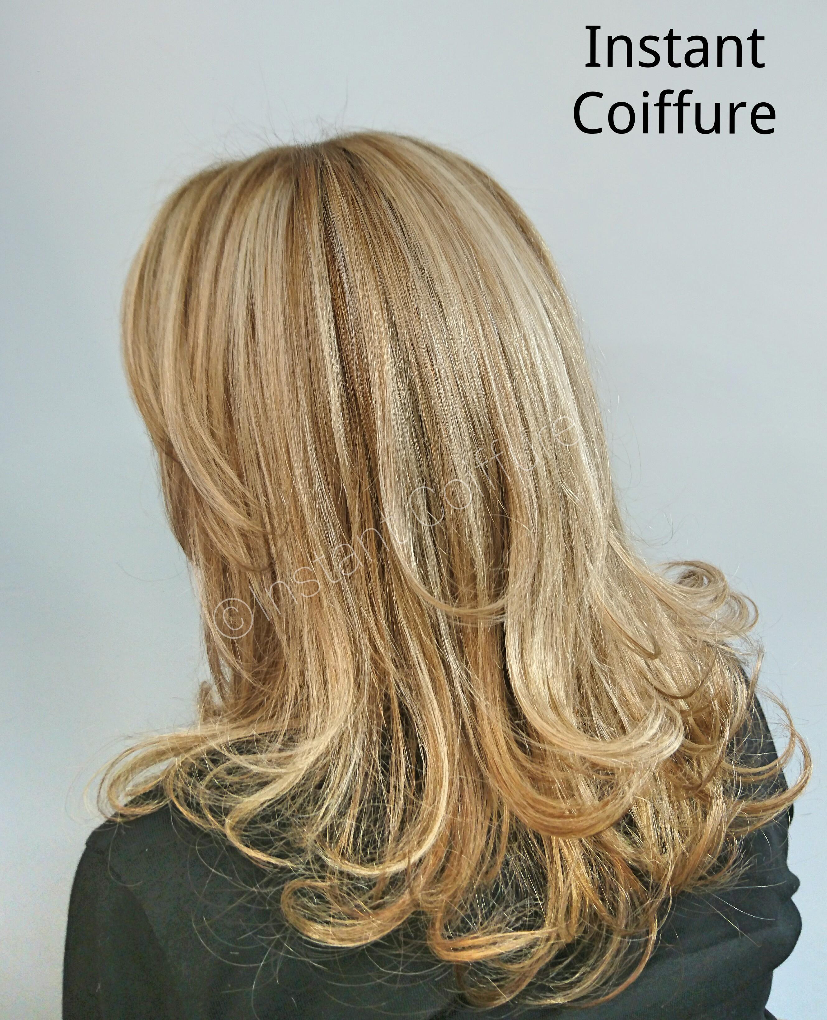 couleur et meches retrouver une couleur naturelle cendr instant coiffure instant coiffure a. Black Bedroom Furniture Sets. Home Design Ideas