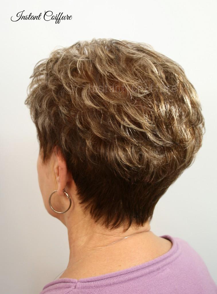 Marron praline Instant coiffure