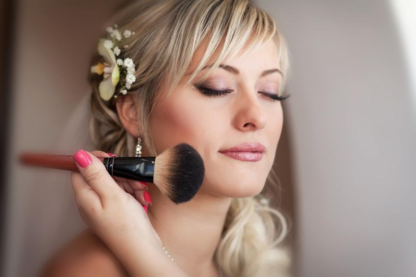 maquillage mariée Instant Coiffure