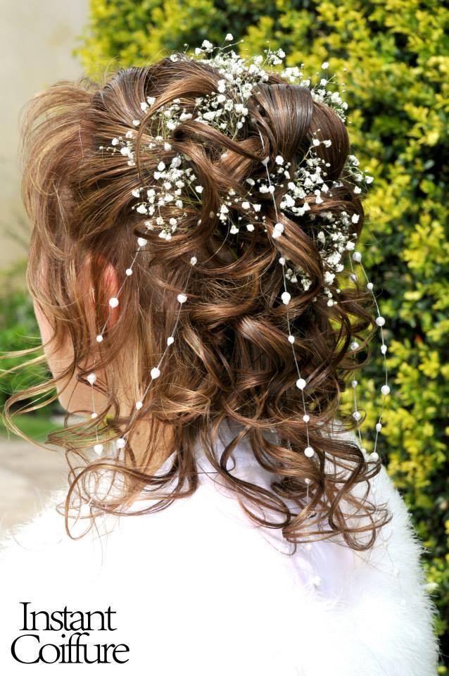 brillance du cheveux avec une coloration en ton sur ton et un balayage naturelle